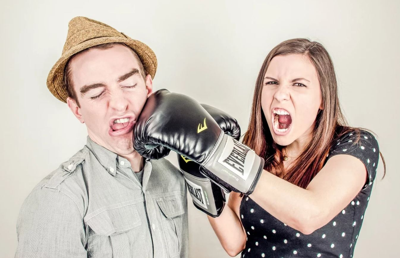 coaching relacji gniew